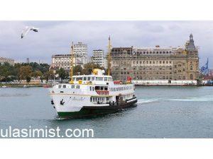 İstanbul Vapur Hatları ve Saatleri